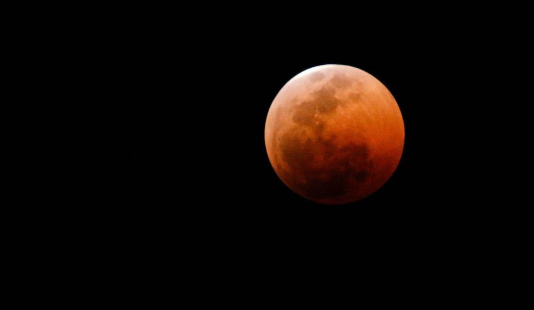Pastor Says Donald Trump's Presidency and Blood Moons Are Connected