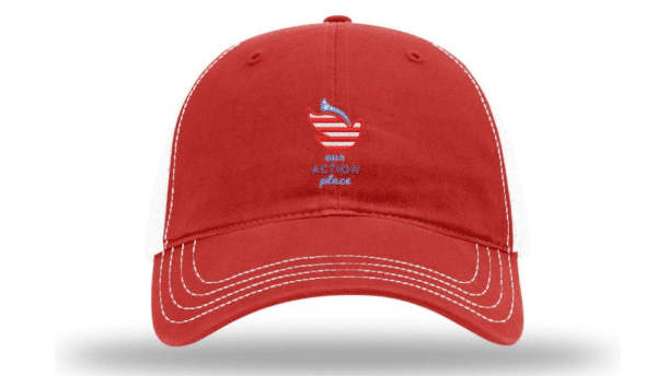 Blessings Through Action Trucker Hat
