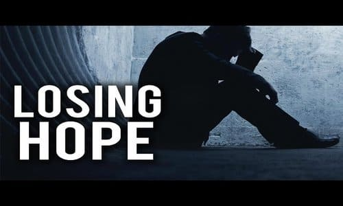 Losing Hope: Drug, Alcohol, & Suicide Deaths Hit Record Levels