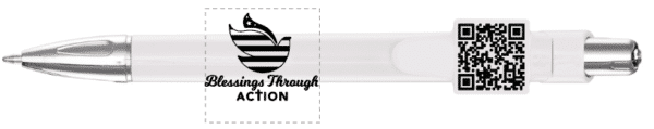 Blessings Through Action Pen