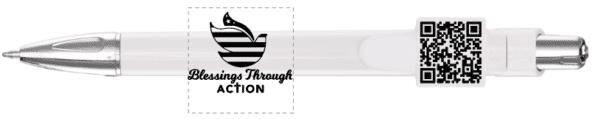 Blessings Through Action Pen