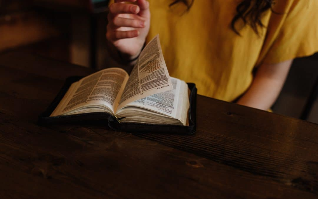 4 Questions to Ask when Reading The Bible