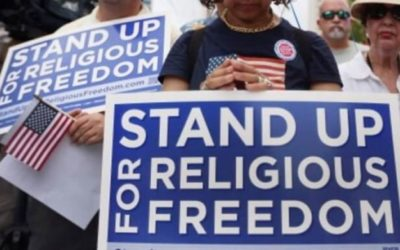 21 Christian leaders: Equality Act would gut religious freedom protections