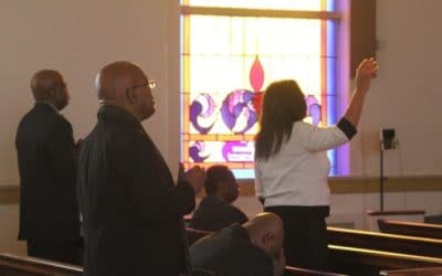 How one of America's largest black denominations is campaigning against abortion