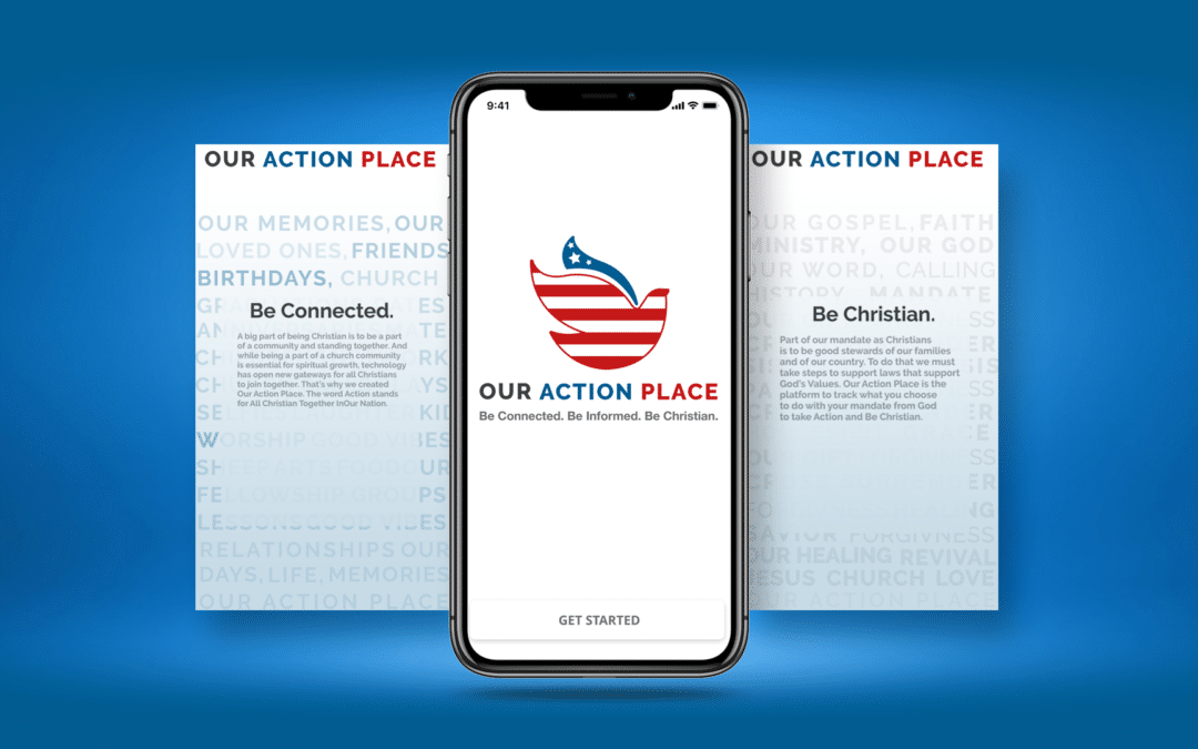 Our Action Place App | One Body, One Voice