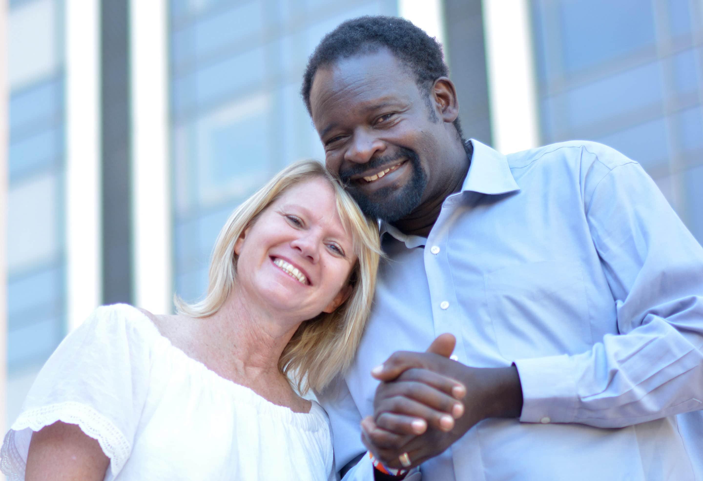 Okongo and Wife