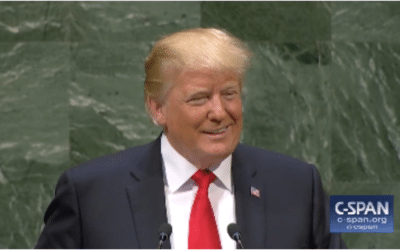 President Trump Rejects Globalism in Powerful Address to United Nations