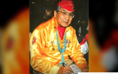 Navajo Code Talkers Honored by U.S. Navy