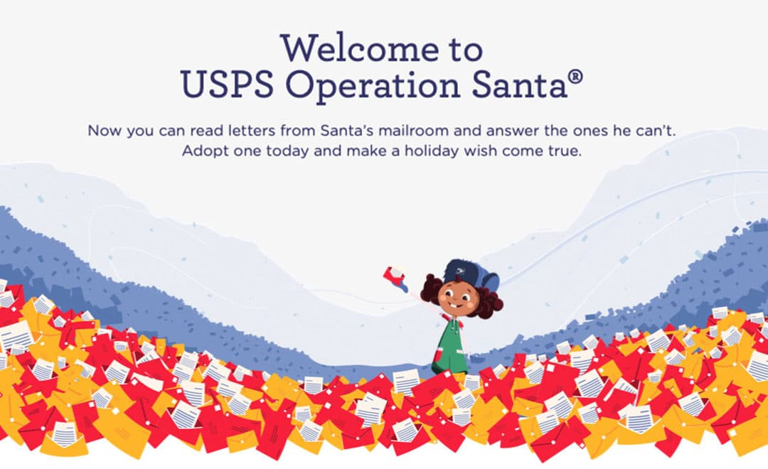 Operation Santa Delivers More Than Presents for Children This Christmas