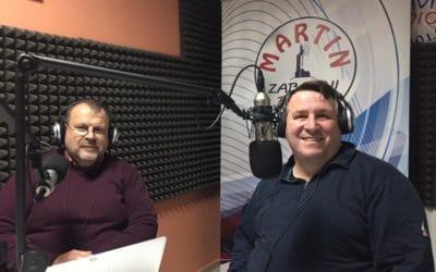 The Gospel Fills the Airwaves in Croatia